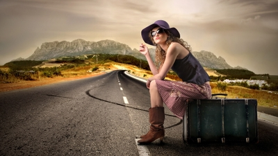 Abstract_Photography_start_a_trip_Trip_suitcase_Road_girl_travel_life_114454_detail_thumb